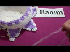 Sabunluk lif yapımı - YouTube Crochet Chart, Crochet Doilies, Diy And Crafts, Crochet Necklace, Projects To Try, Stuff To Buy, Jewelry, Towels, Craft