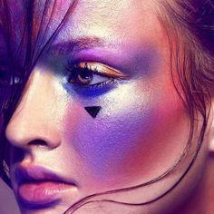 Way2arts ❤️ Fanny Maurer (@fannymaurer) #BEAUTÉ #makeup —> #w2a