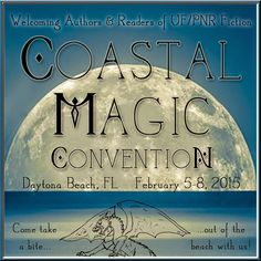 Coast Magic Convention Schedule! Check it out...