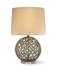 Ring Table Lamp | Mr. Brown