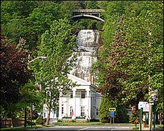 Shequaga Falls in ro
