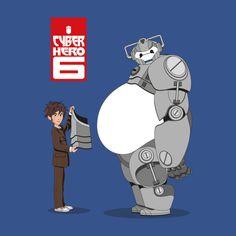 Cyber Hero 6.