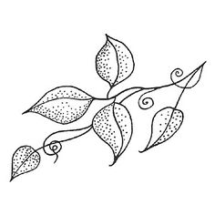 leaf rubber stamp - Google Search