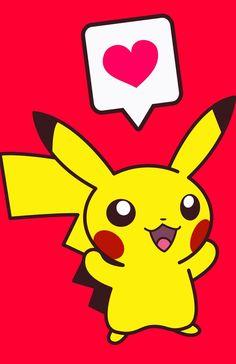 Pokemon fan art - Cute Pikachu
