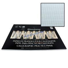 Block Bienfang 30x23 cm para practicar caligrafía 50 hojas