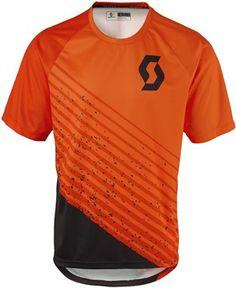 Scott Trail 30 Short Sleeve Cycling Shirt / Jersey