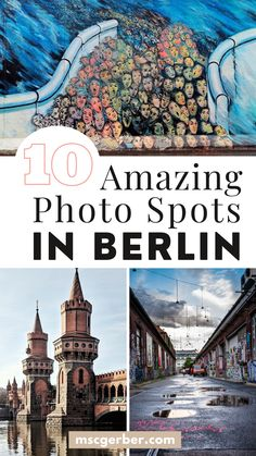 Are you looking for good photography spots in Berlin? Or even some spots in Germany? You may have visited Germany and by chance, you may have also carried a camera. Check out my post for tips and tricks related to photography in Berlin! Visit #mscgerber #travelblog for more #traveltips #traveldestinations and #photograghytips from a full time #travelblogger #berlin #germany #photography #europe Visit Germany, Berlin Germany, Germany Travel, Solo Travel Europe, Travel Abroad, European Destination, European Travel, Germany Photography, Travel Photography