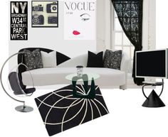 """""""Vogue home"""" by seli19 on Polyvore"""