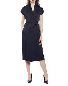 Marien Dress Dark Navy