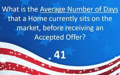 What is the Average Number of Days in Greater Lansing that a Home currently sits on the market before receiving an accepted offer? 41 Days  #lansing#puremichigan #igersmichigan #michigan#dewittmichigan #dewittmi#okemos#greaterlansing#lansingmichigan#lansi