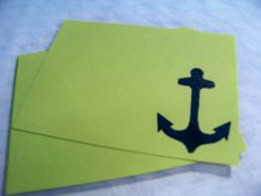 Nautical Flat Notecards www.nawilinsgirldesigns.com  Use Code: PIN10 for a 10% discount off your purchase!