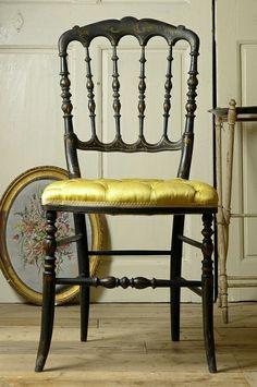 アンティーク ナポレオンチェアーC French Antique Napoleon Chair C