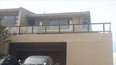 Aluminium Balustrades, Balcony, Mansions, House Styles, Home Decor, Decoration Home, Manor Houses, Room Decor, Villas