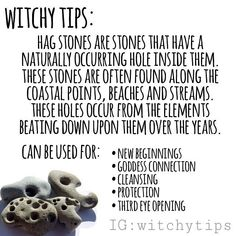 Hag Stone Location – In folk magic systems, these are often believed to ward off the dead, curses, witches, sickness, and nightmares.