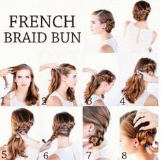 15 Super Cute Hair Tutorials For Easter Brunch - Fashion Diva Design