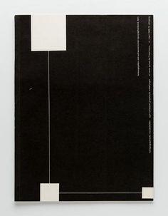TM Typographische Monatsblätter, issue 4, 1955. Cover designer: Emil Ruder Cover Design, Graphisches Design, Book Design, Layout Design, Graphic Design Books, Graphic Design Typography, Graphic Design Inspiration, Graphic Art, Mise En Page Magazine