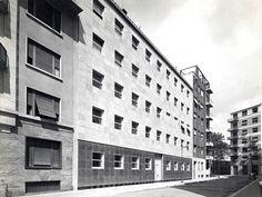 Casa e Studio Portaluppi - Piero Portaluppi - itineraries - Ordine degli architetti, P.P.C della provincia di Milano