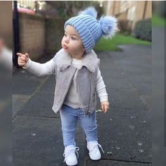 New Baby Girl Fashion Outfits Future Children Ideas Little Girl Outfits, Little Girl Fashion, Toddler Outfits, Baby Kind, Cute Baby Girl, Cute Babies, Baby Girls, Nice Girl, Fashion Kids