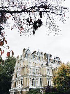 Kensington, London // Weekend Scenes: October 10th & 11th — Sea of Atlas