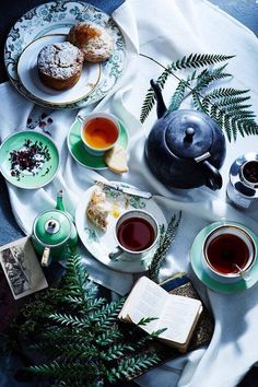 British island tea.