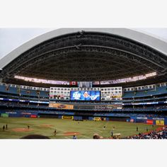 Sky Dome (Now known as the Rogers Centre) Toronto, Canada
