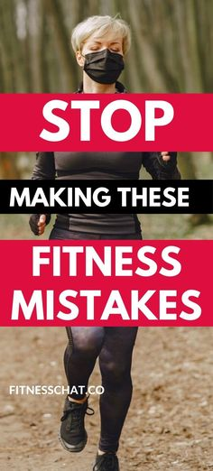 Dicover tips How to live a healthy lifestyle and avoid making these beginner fitness mistakes. Fitness tips for beginners. heath and fitness tips for women
