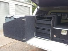 Custom Vehicle Fitouts & drawer systems for your 4wd, ute or camper trailer. Sunshine Coast, Queensland - Outback Touring Solutions