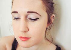 Cateye & a Coral Lip #makeup #makeupaddict #makeuplook #beauty #beautyblogger #bblog #bblogger #fotd #makeupproducts