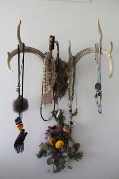 I like deer. I like antlers. I like hanging shit on my walls. I don't see any way this could possibly go wrong.