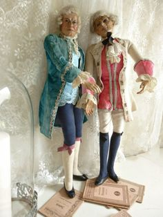 The most beautifull Lilli Baitz doll ever (with the blue jacket), antique, 1920, Germany, Lilli Werkstätten L & R Baitz Berlin, artist doll, absolutely unique,…