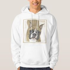#Boxer Hoodie - #boxer #puppy #boxers #dog #dogs #pet #pets #cute