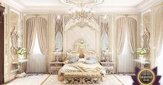 The coziest, the most favorite and most comfortable space in the house - the master bedroom. Interior Designers Luxury Antonovich Design c...