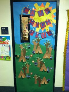 School Bulletin Board - Boosterthon Camp High Five