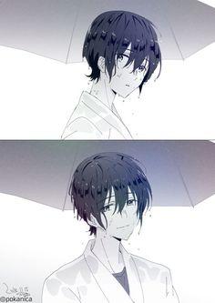 画像 Gato Anime, Manga Anime, Anime Art, Hot Anime Boy, Cute Anime Guys, Anime Boys, Anime Rapper, Kyoto Animation, Fanart
