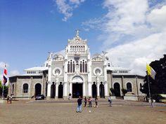 Basilica Cartago Costa Rica