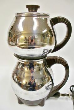 Vintage Knapp Monarch Vacuum Coffee Maker
