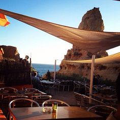 Boneca Bar, Carvoeiro, Portugal - Just sit back and enjoy the view!