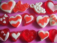 Jabones de glicerina, detalles que enamoran