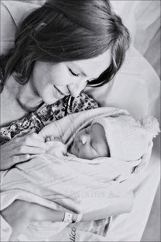 Inspirações para fotos na maternidade | Macetes de Mãe