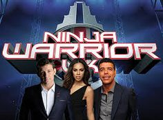 ninja warrior uk is a rip off of total wipe out however its a good program for all you interested in sport and agility!!!