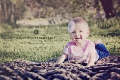 beautiful bubba girl <3 #orchard #adelaidephotographer #babieschildrenfamily https://www.facebook.com/simplyphotographic2012?ref=hl