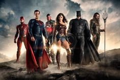 Warner Bros. surprised fans at Comic-Con on Saturday with a first look at Justice League, the DC Comics superhero team-up scheduled for…