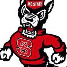 NC State Wolfpack!!!
