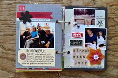 Travel Journal from Amy Tangerine