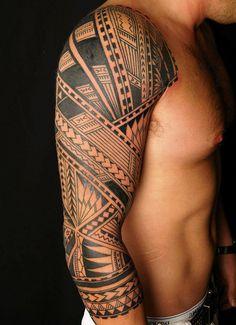 Half Sleeve Tattoos Designs