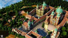 Impeccability of Baroque Minecraft Project