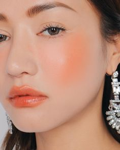 Natural Makeup for any Healthier Skin Makeup Trends, Makeup Inspo, Makeup Inspiration, Makeup Tips, Beauty Makeup, Makeup Tutorials, Blusher Makeup, Skin Makeup, Makeup Eyeshadow