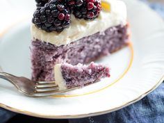 Fresh Blackberry Cake Is a Summer Spectacle | Serious Eats
