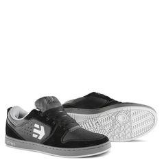 Etnies Scout X Hook-Ups black Skater Sneaker//Schuhe schwarz