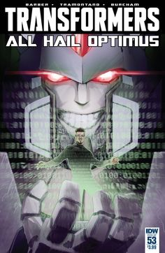 Transformers (2011) Issue #53